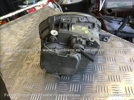 VolksWagen LUPO (98>05<) Proiettore regolaz. elettrica  #2