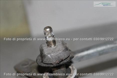 BMW Serie 5 (E39) (95>00<) Motorino tergiparabrezza (Tandem) VALEO 404202 #2