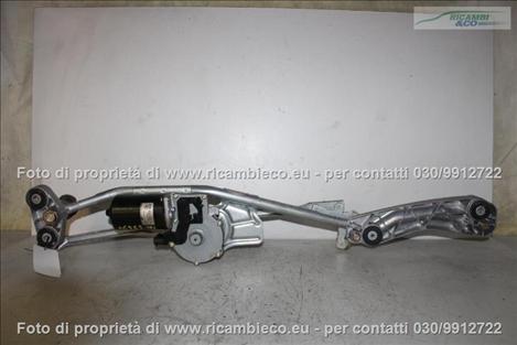 BMW Serie 5 (E39) (95>00<) Motorino tergiparabrezza (Tandem) VALEO 404202 #5