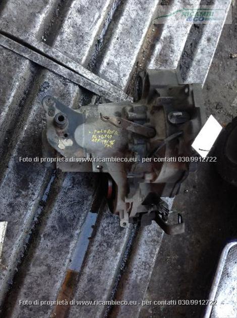 VolksWagen POLO Ber. (94>99<)-SW (99>02<) Cambio (1.9 D.) Frizione Filo AEF #3