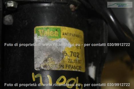 Peugeot 306 (93>97<) Motorino tergiparabrezza (Tandem) valeo #1