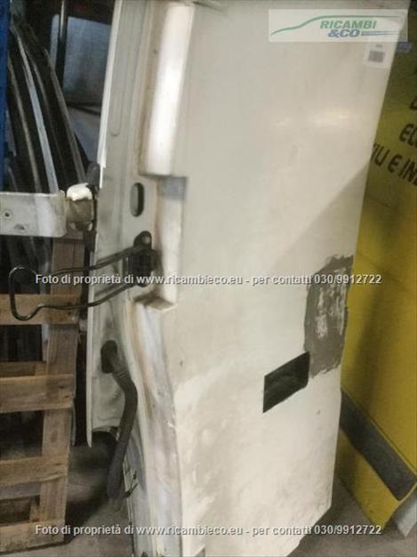 Renault MASTER (03>10<) Porta carico post. cieca (198cm)  #3