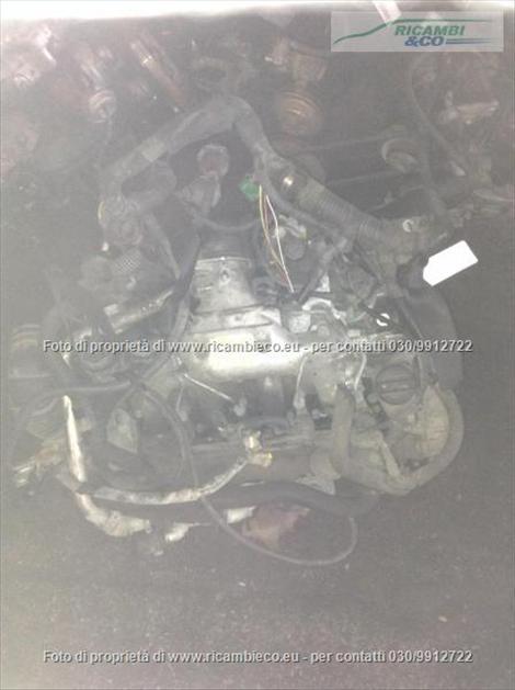 Fiat ULYSSE (94>97<)(98>02<) Motore (2.0 16V JTD) RHW (02<)  #1