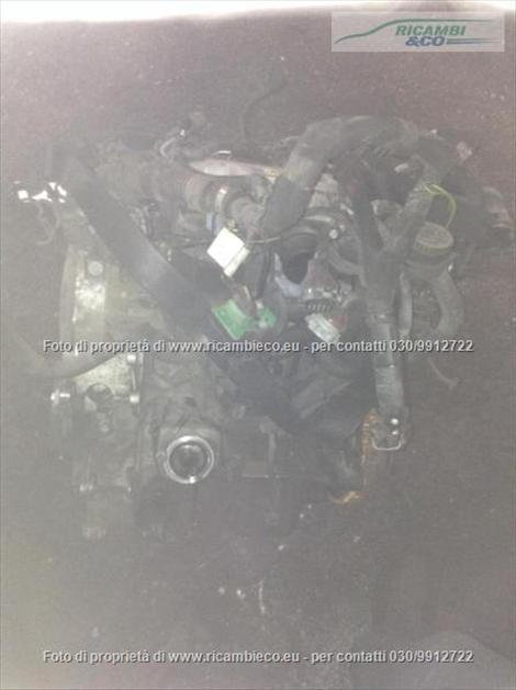 Fiat ULYSSE (94>97<)(98>02<) Motore (2.0 16V JTD) RHW (02<)  #7