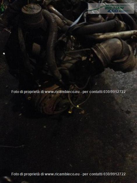 Fiat ULYSSE (94>97<)(98>02<) Motore (2.0 16V JTD) RHW (02<)  #3