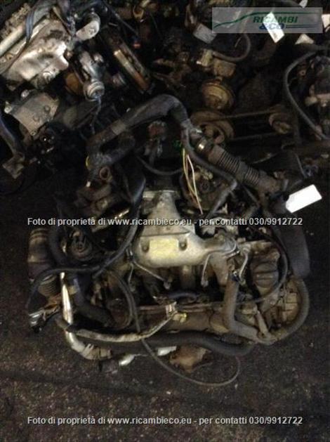 Fiat ULYSSE (94>97<)(98>02<) Motore (2.0 16V JTD) RHW (02<)  #4