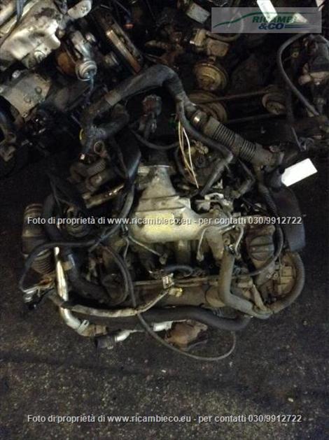 Fiat ULYSSE (94>97<)(98>02<) Motore (2.0 16V JTD) RHW (02<)  #2