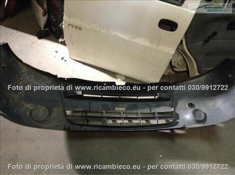 Renault MASTER (03>10<) Paraurti ant. senza Fendi  #6