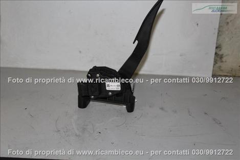 Opel ASTRA H (04>07<)(07>10<) Potenziometro acceleratore + pedale 1.7 16V CDTI (Hella gm9157998) 9157998 #2