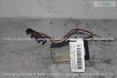 Renault MEGANE (02>05<)(06>08<) Resistenza motorino ventilazione abitacolo (pettine spina verde)  #1
