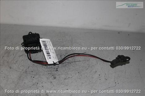 Opel VIVARO (99>06<)(06>13<) Resistenza motorino ventilazione abitacolo  #3