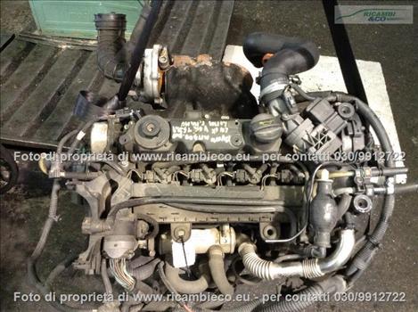 Citroen NEMO (07>15<) Motore (1.4 HDI) 8HS (50kw) 8HS #1