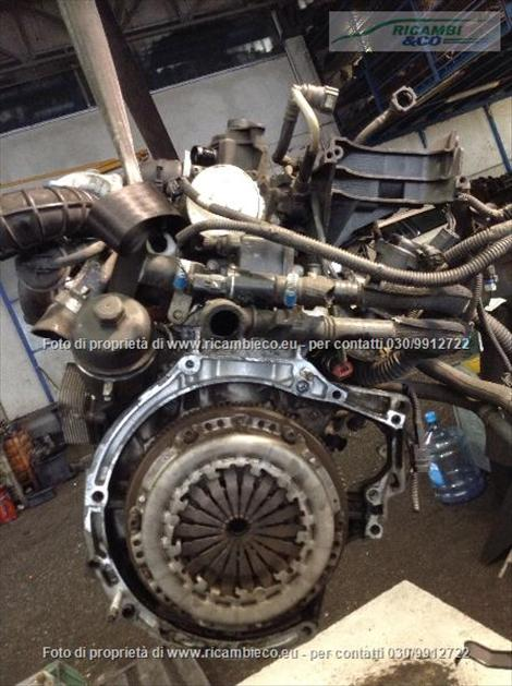 Citroen NEMO (07>15<) Motore (1.4 HDI) 8HS (50kw) 8HS #3
