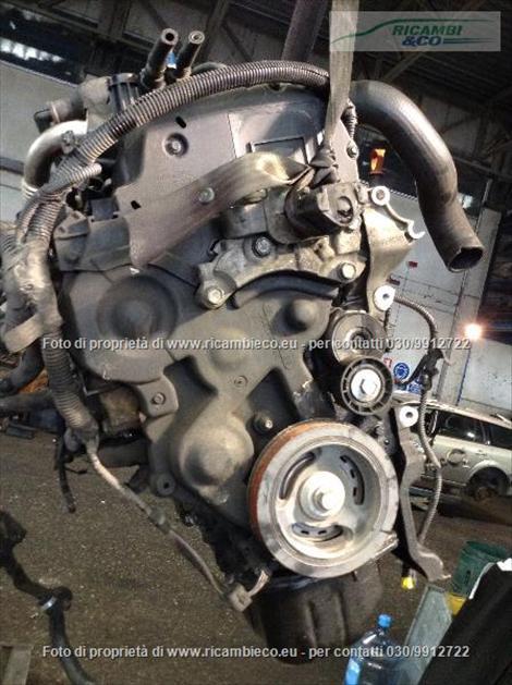 Citroen NEMO (07>15<) Motore (1.4 HDI) 8HS (50kw) 8HS #5
