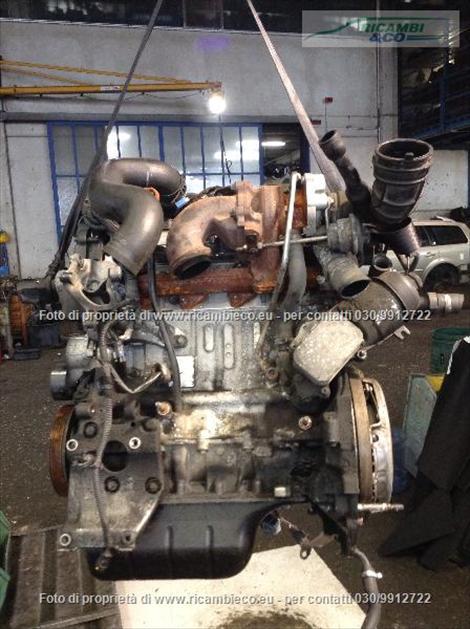 Citroen NEMO (07>15<) Motore (1.4 HDI) 8HS (50kw) 8HS #2