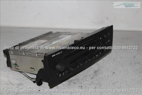 BMW Serie 1 (E87) (04>07<) Autoradio CD  #4