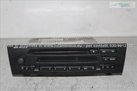 BMW Serie 1 (E87) (04>07<) Autoradio CD  #1