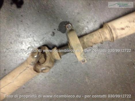 Fiat DAILY NEW (90>99<) 35.8-10-12 Albero trasmissione (68+105+134cm)  #4