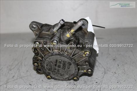 Audi A3 (03>08<)(08>12<) Pompa a vuoto + pompa iniezione 2.0 16V TDI (103kw) (BKD) bosch 03G145209C #1