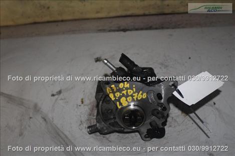 Audi A3 (03>08<)(08>12<) Pompa a vuoto + pompa iniezione 2.0 16V TDI (103kw) (BKD) BOSCH 03G145209 #1