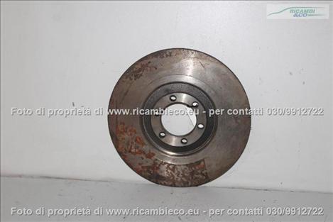 Alfa 75 (85>92<) Disco freno post.  #2