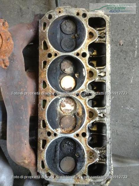 Fiat 238 Testata motore (1.4 bz.) 131AZ000 (52cv) 131AZ000 #5