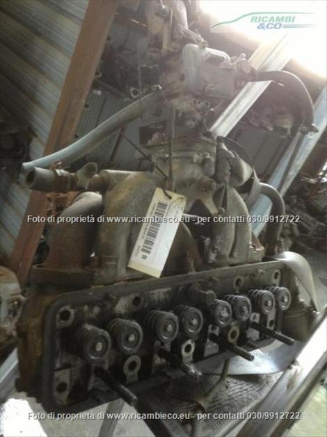 Fiat 238 Testata motore (1.4 bz.) 131AZ000 (52cv) 131AZ000 #8