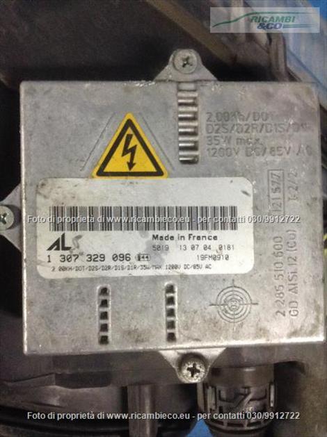Alfa 147 (00>04<) Proiettore Xenon fondo chiaro  #5