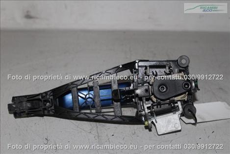Opel ASTRA H (04>07<)(07>10<) Maniglia porta ant. + chiave (c/ cilindr)  #3