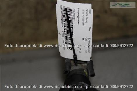 Nissan QASHQAI (06>10<) Pompa tergiparabrezza  #4