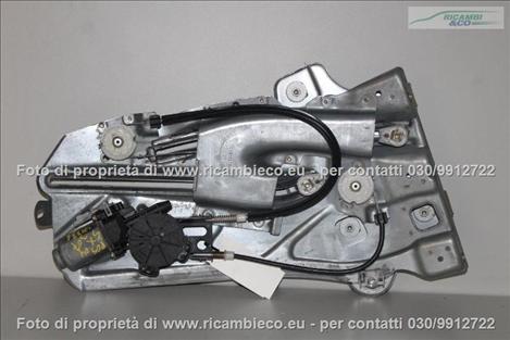 Peugeot 307 (01>05<) Alzacristallo elettrico parafango post. Cabrio  #1