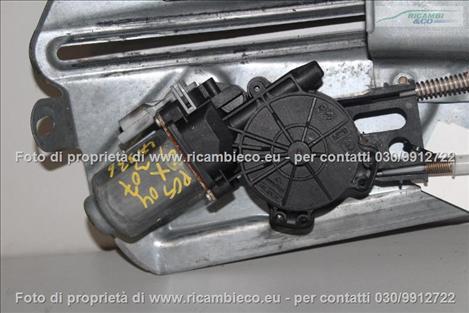 Peugeot 307 (01>05<) Alzacristallo elettrico parafango post. Cabrio  #2