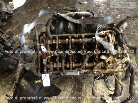 Motore (1.6 THP bz.) 5F02 (EP6CDT) (115kw)  Citroen C5 (X7) (08>10<)