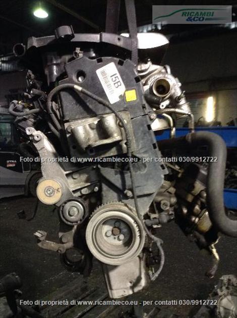 Alfa MITO (08>13<) Motore (1.4 16V Turbo Gpl) 198A4000 (88kw) 198A4000 #5