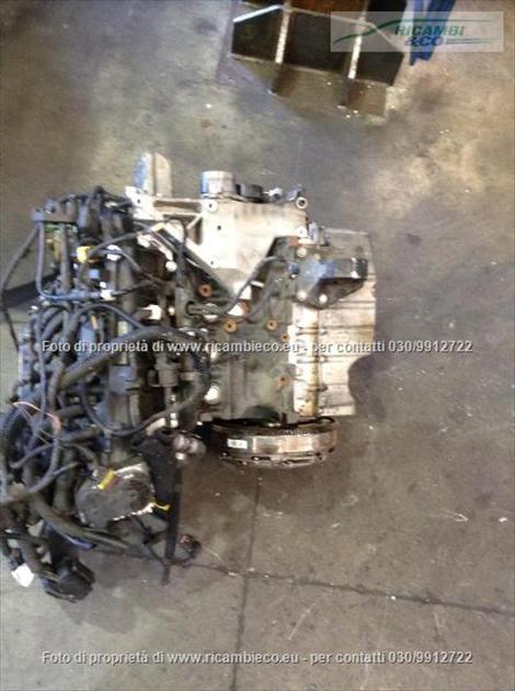 Alfa MITO (08>13<) Motore (1.4 16V Turbo Gpl) 198A4000 (88kw) 198A4000 #3