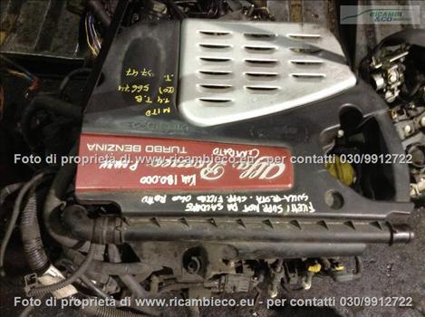 Alfa MITO (08>13<) Motore (1.4 16V Turbo Gpl) 198A4000 (88kw) 198A4000 #1