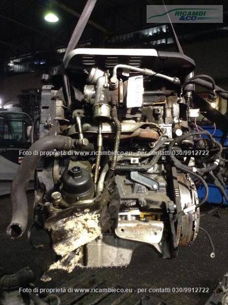 Alfa MITO (08>13<) Motore (1.4 16V Turbo Gpl) 198A4000 (88kw) 198A4000 #6