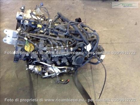 Alfa MITO (08>13<) Motore (1.4 16V Turbo Gpl) 198A4000 (88kw) 198A4000 #2