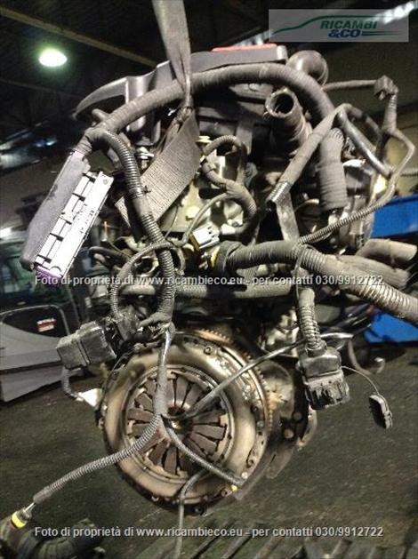Alfa MITO (08>13<) Motore (1.4 16V Turbo Gpl) 198A4000 (88kw) 198A4000 #7