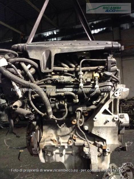 Alfa MITO (08>13<) Motore (1.4 16V Turbo Gpl) 198A4000 (88kw) 198A4000 #4