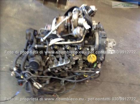 Alfa MITO (08>13<) Motore (1.4 16V Turbo Gpl) 198A4000 (88kw) 198A4000 #9