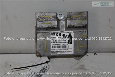 Opel CORSA (S07) (11>) Centralina comando air-bag temic 327963935 #2
