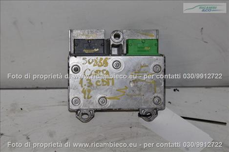 Opel CORSA (S07) (11>) Centralina comando air-bag temic 327963935 #1