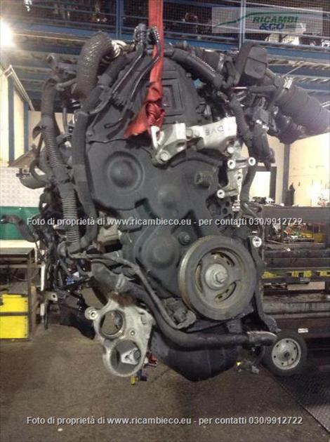 Citroen C4 (04>08<)(08>10<) Motore (1.6 16V HDI) 9HV (66kw) 9HV #3