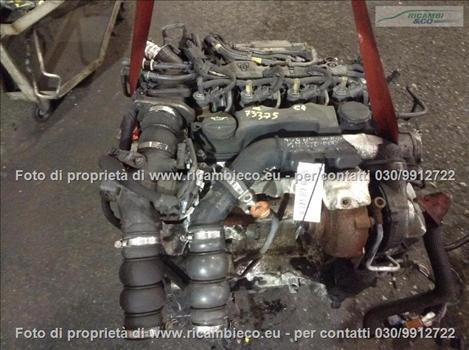 Citroen C4 (04>08<)(08>10<) Motore (1.6 16V HDI) 9HV (66kw) 9HV #1