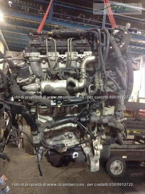 Citroen C4 (04>08<)(08>10<) Motore (1.6 16V HDI) 9HV (66kw) 9HV #4