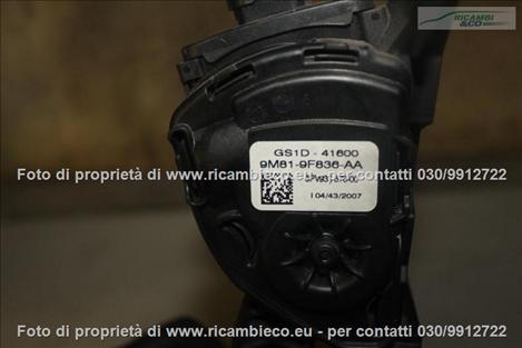 Mazda Mazda 6 (08>12<) Potenziometro acceleratore + pedale 2.0 16V CD (103kw) 9M81-9F836-AA #5