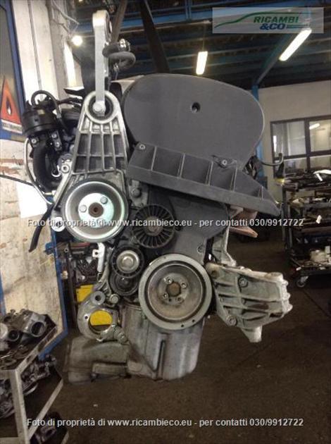Alfa GT (03>11<) Motore (1.8 16V T.S.) AR32205 (103kw) AR32205 #9