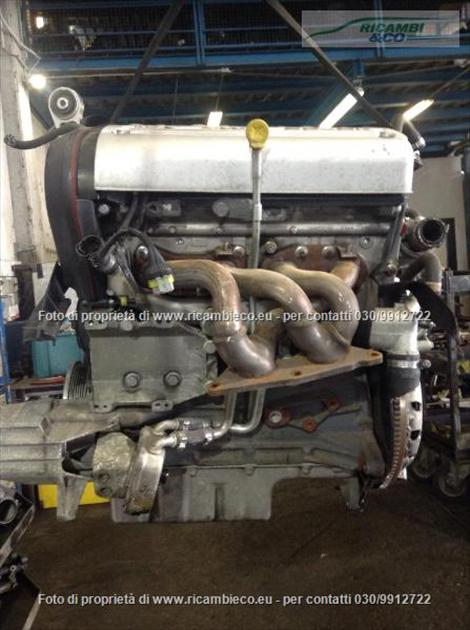 Alfa GT (03>11<) Motore (1.8 16V T.S.) AR32205 (103kw) AR32205 #8