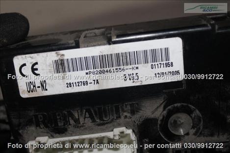 Opel VIVARO (99>06<)(06>13<) Centralina Body Computer 1.9 CDTI SAGEM P8200461556-K #4